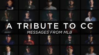 CC Sabathia Tribute: Messages from MLB | New York Yankees