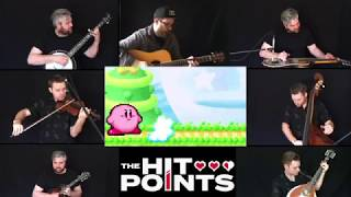 Lava Landing | The Hit Points (Kirby's Epic Yarn)