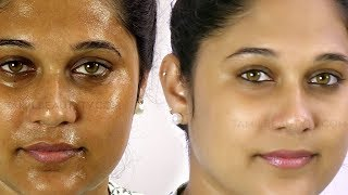 How to Control Oily Face in Tamil?  – Daily Skin Care Routine for Oil Skin