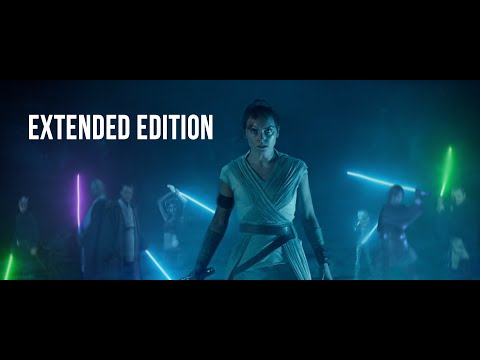 Rey Vs Palpatine [Extended Edition]