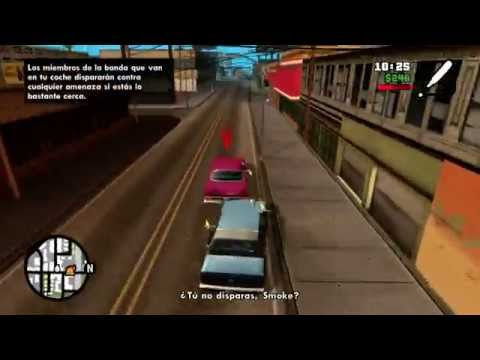 GTA: San Andreas HD   Gameplay Xbox 360.