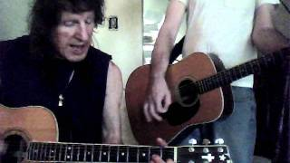 Might As Well Hang Around, John Spreen, Vocals, Dennis Faiges, Leads On 1985 Martin H-D 28