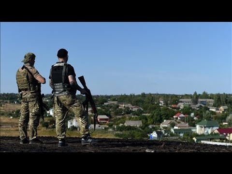 Ukraine Shifts to Defend Against Russian 'Invasion'