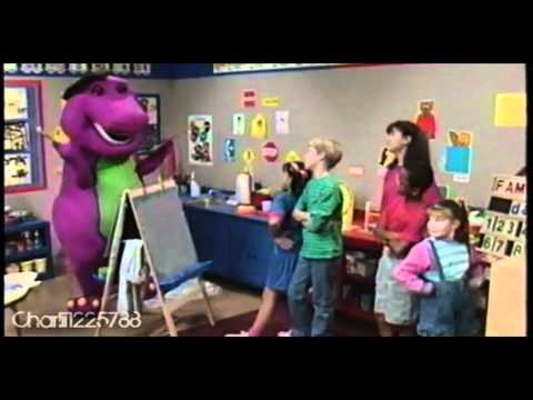 Barney And Friends My Familys Just Right For Me Part 1 [hd] video