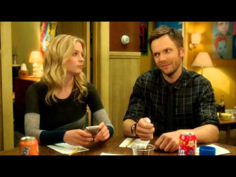 Community Bloopers - Season 3 - Part 1/3