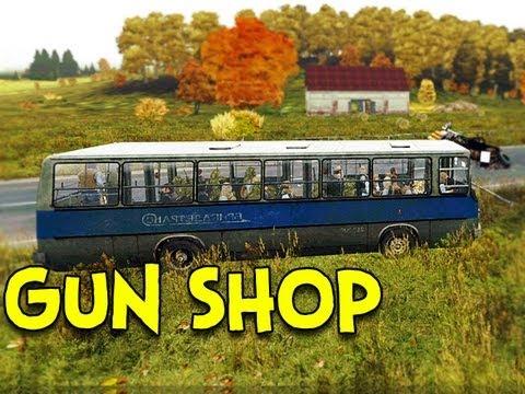 GUN SHOP! - Arma 2: DayZ Mod - Ep.11