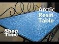 Arctic Resin Table thumbnail