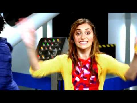 Alyson Stoner- Dancing in the Moonlight Officail Music Video