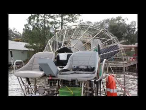 Wild Thang Airboat Tours-West Bay-Panama City Beach FL