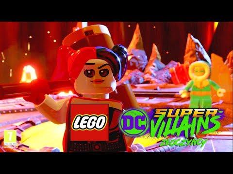LEGO DC Super Villains - Złoczyńcy - Edytor Postaci (Dubbing PL)