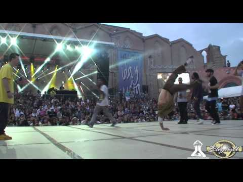 DEAD PREZ vs BAD TRIP (BLOCK PARTY 2012) WWW.BBOYWORLD.COM