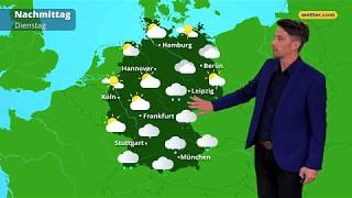 Wetter heute Die aktuelle Vorhersage 20.08.2019