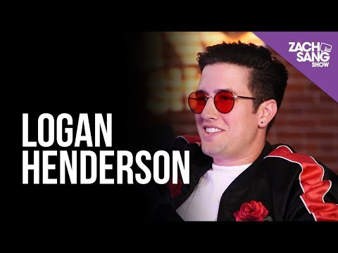 download lagu Logan Henderson Talks Bite My Tongue, Big Time Rush gratis