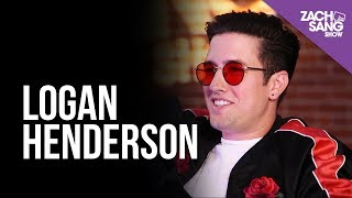 Logan Henderson talks Bite My Tongue, Big Time Rush and Tattoos