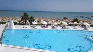 Djerba 2011 hotel and beach.mp4