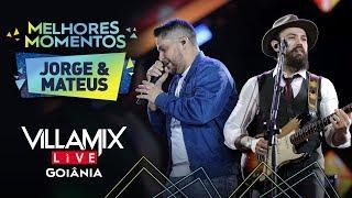 Ouça Jorge e Mateus - Villa Goiânia 2017 - Melhores Momentos Ao Vivo