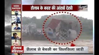 Flood fury rages on in India, China and Nepal: Watch horrific visuals