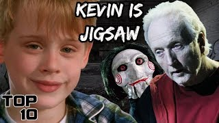 Top 10 Scary Home Alone Theories