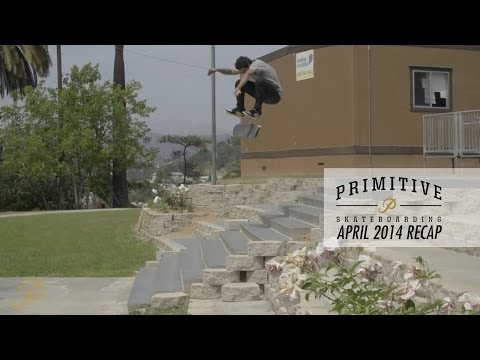Paul Rodriguez Nick Tucker Carlos Ribeiro Best of April 2014