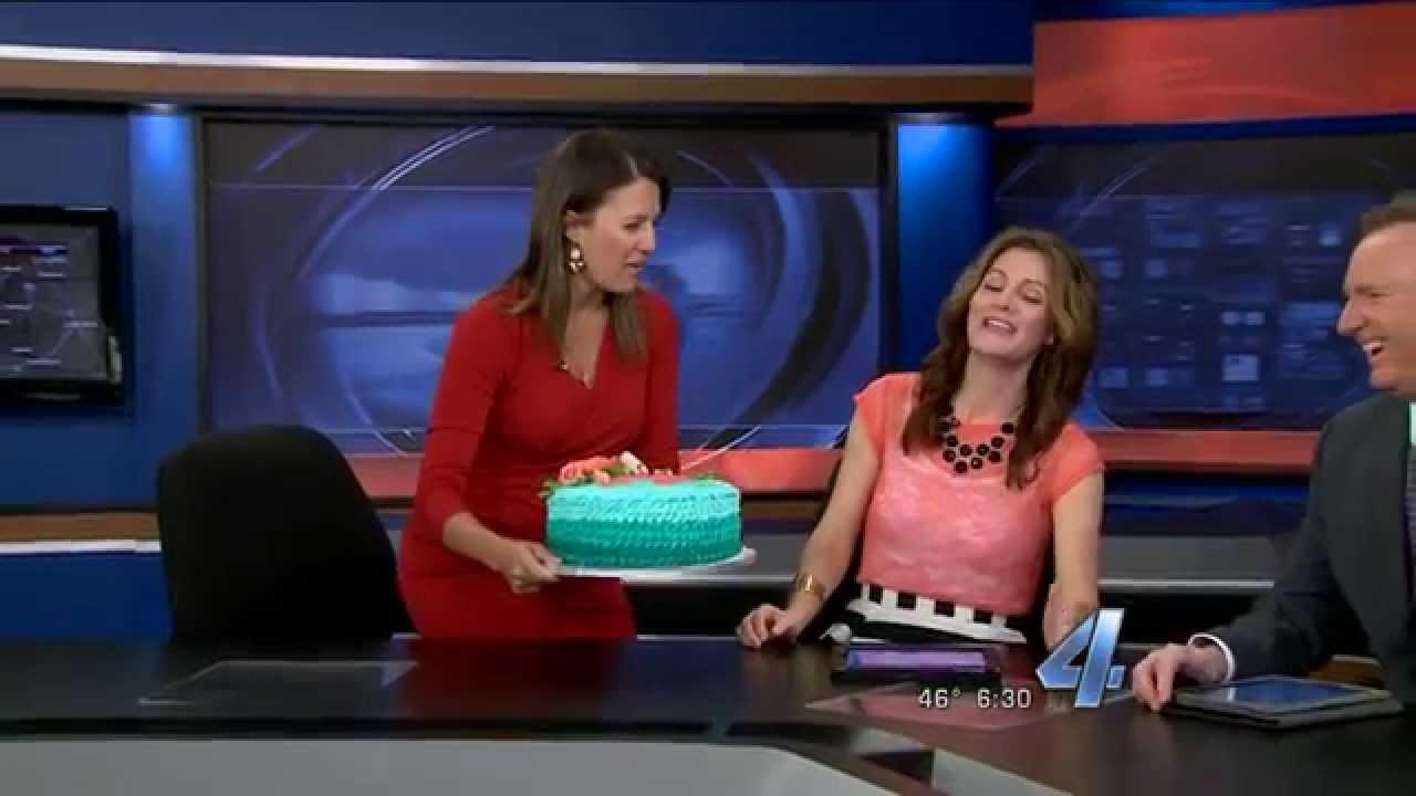 Kfor Birthday Surprise Youtube