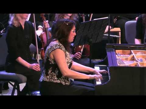 Gershwin's Rhapsody in Blue- Susan Merdinger, Steinway Artist; Ron Arden, Conductor