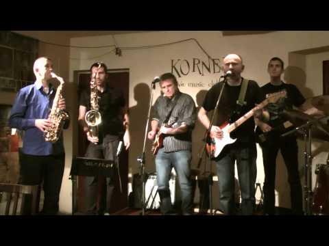 KGB - LIVE (Krakowska Grupa Bluesowa) - KLUB