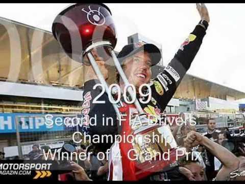 Sebastian Vettel's LIFE
