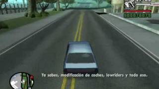 Gta San Andreas - Misión 38 - Wear Flowers in your Hair (PC)