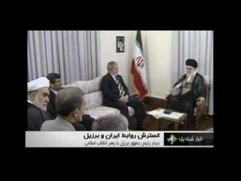 "Brazil President Lula da Silva makes ""last chance"" Iran visit - 16 May 2010"