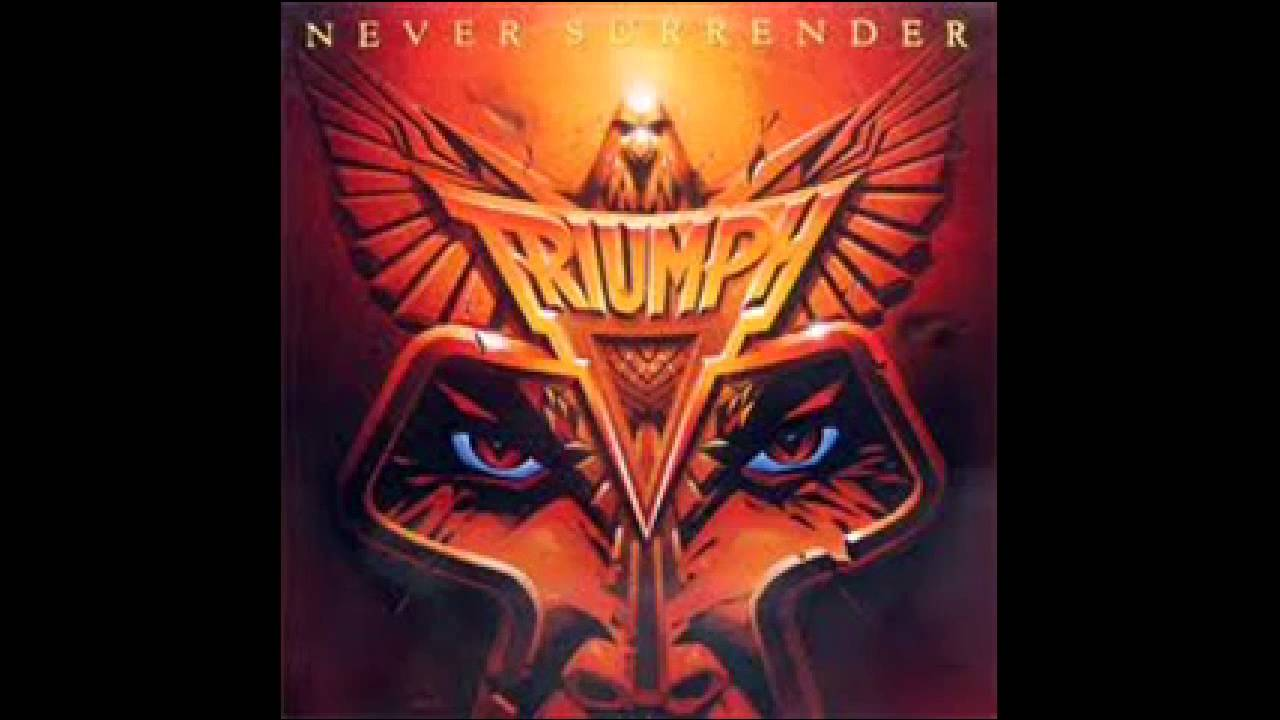 Triumph Never Surrender