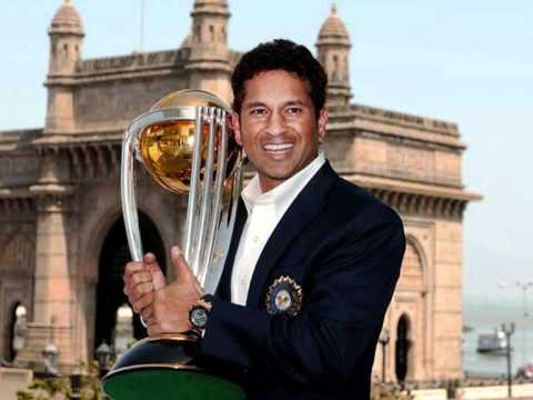 Sachin Tendulkar 'Speechless' Following World Cup Victory