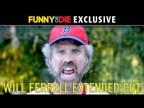 Will Ferrell Screams at Derek Jeter for Four Straight Minutes