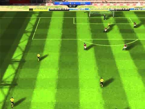 FIFA online2 ประตูอันดับ1ของเกมฟุตบอล