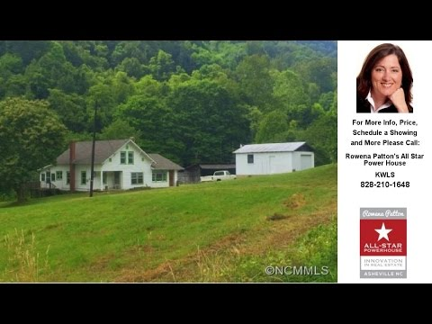 1078 North Turkey Creek, Leicester, NC Presented by Rowena Patton's All Star Power House.