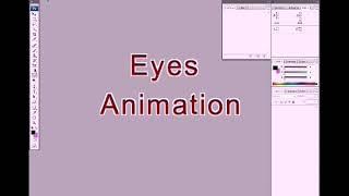 Eyes Animation - आँखों का एनीमेशन बनाइये - آنكھوں کا انیماشن بنائیے  ( Adobe Photoshop )