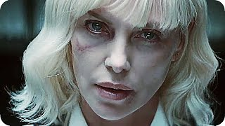 ATOMIC BLONDE Red-Band Trailer (2017) Charlize Theron James McAvoy Movie