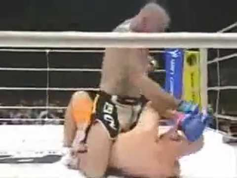 БОИ БЕЗ ПРАВИЛ: боксер против бойца MMA
