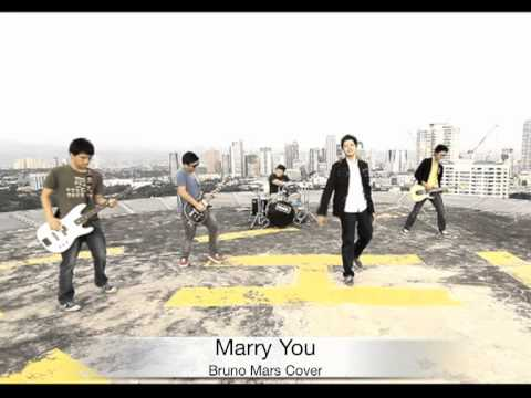Marry You (Bruno Mars) Rock Cover by Segatron