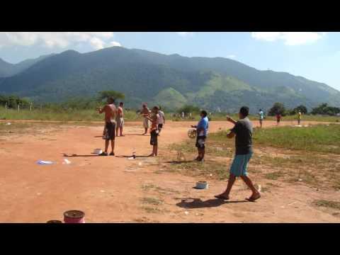 PipasRio -  Pião do Botafogo no Duelo de Gigantes no Campo do Gericinó - Nilópolis