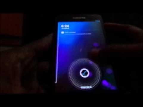 Galaxy Note GT N7000    SLIM BEAN 4.2.2 Rom Review