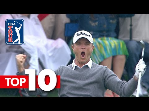 Top-10 Shots from the Houston Open
