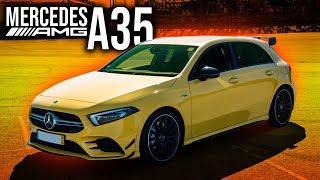 Mercedes A35 AMG 2.0 Turbo 306 CV *Novo Modelo* | AllSpeedDrive