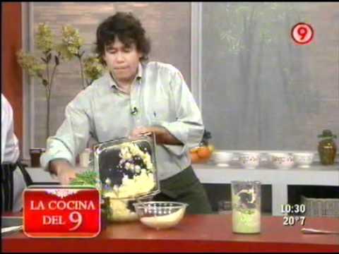 Terrina de ave grillada con ensalada de papas 3 de 3 for Cocina 9 ariel rodriguez palacios facebook