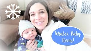 NEWBORN ESSENTIALS | WINTER BABY FAVORITES! | Missy Yandow