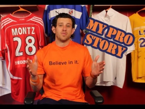 How I Became a Pro Soccer Player