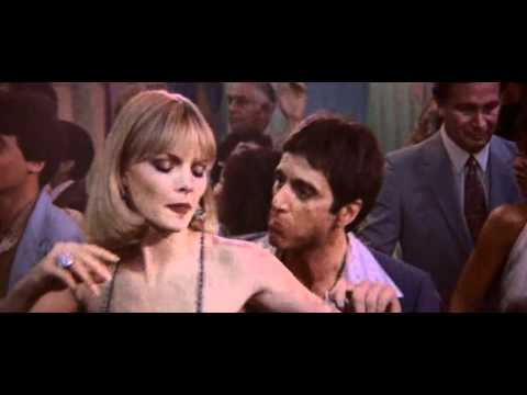 Scarface Dance Scene video