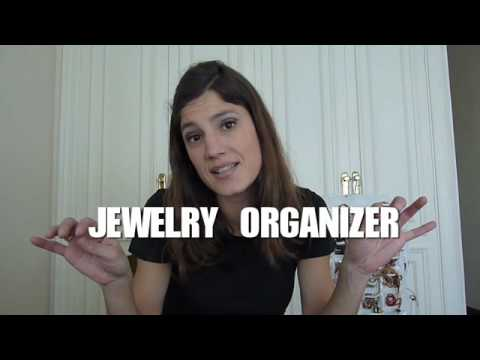 Cómo organizar tus collares / How to organize your necklaces