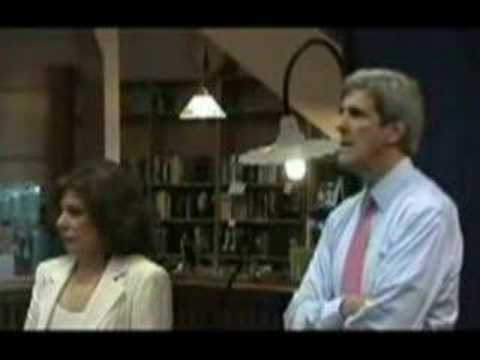 9/11 Truth: John Kerry confronted about World Trade Center 7