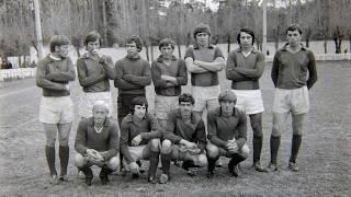 Вичуга 70-х Футбол