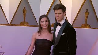 Oscars 2018 Arrivals: Ansel Elgort